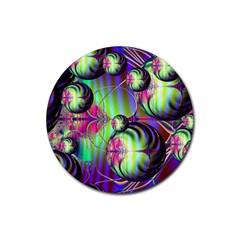 Balls Drink Coaster (round) by Siebenhuehner