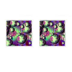 Balls Cufflinks (square) by Siebenhuehner