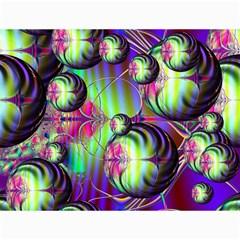 Balls Canvas 12  X 16  (unframed) by Siebenhuehner