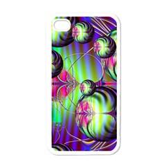 Balls Apple Iphone 4 Case (white) by Siebenhuehner