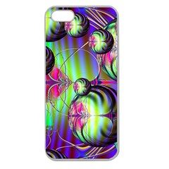 Balls Apple Seamless Iphone 5 Case (clear) by Siebenhuehner