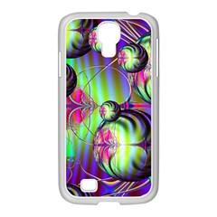 Balls Samsung Galaxy S4 I9500/ I9505 Case (white) by Siebenhuehner