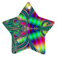 Modern Art Star Ornament by Siebenhuehner