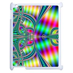 Modern Art Apple Ipad 2 Case (white) by Siebenhuehner