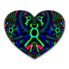 Dsign Mouse Pad (heart) by Siebenhuehner