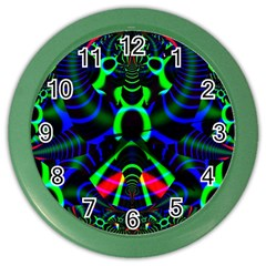 Dsign Wall Clock (color) by Siebenhuehner