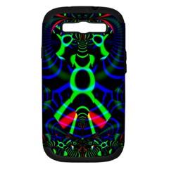 Dsign Samsung Galaxy S Iii Hardshell Case (pc+silicone) by Siebenhuehner
