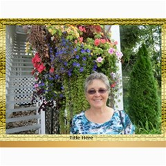 Mom Final By Terry   Wall Calendar 11  X 8 5  (12 Months)   Eaxgx8h0k9ek   Www Artscow Com Month