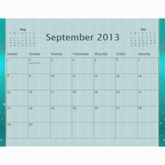 Mom Final By Terry   Wall Calendar 11  X 8 5  (12 Months)   Eaxgx8h0k9ek   Www Artscow Com Sep 2013