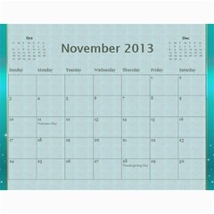 Mom Final By Terry   Wall Calendar 11  X 8 5  (12 Months)   Eaxgx8h0k9ek   Www Artscow Com Nov 2013