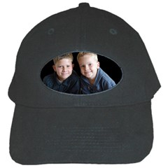 Deborah Veatch New Pic Design7  Black Baseball Cap by tammystotesandtreasures