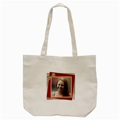 Precious Tote Bag By Deborah   Tote Bag (cream)   Gdn5b7vgz61b   Www Artscow Com Back