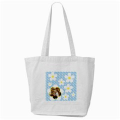 My Sunny Days Tote Bag By Deborah   Tote Bag (cream)   Kbb0wrnrjbaw   Www Artscow Com Front