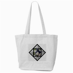 Black And White Days Tote Bag By Deborah   Tote Bag (cream)   3gpweul9qbty   Www Artscow Com Front