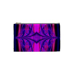 Modern Art Cosmetic Bag (small) by Siebenhuehner