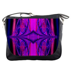 Modern Art Messenger Bag by Siebenhuehner