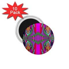 Modern Art 1 75  Button Magnet (10 Pack) by Siebenhuehner
