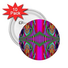 Modern Art 2.25  Button (10 pack) by Siebenhuehner