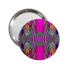 Modern Art Handbag Mirror (2 25 ) by Siebenhuehner