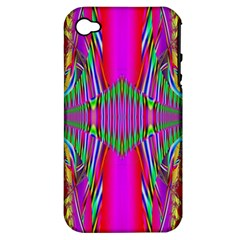 Modern Art Apple Iphone 4/4s Hardshell Case (pc+silicone) by Siebenhuehner