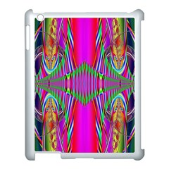 Modern Art Apple Ipad 3/4 Case (white) by Siebenhuehner