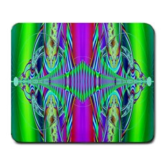 Modern Design Large Mouse Pad (rectangle) by Siebenhuehner