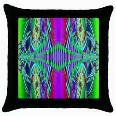 Modern Design Black Throw Pillow Case by Siebenhuehner