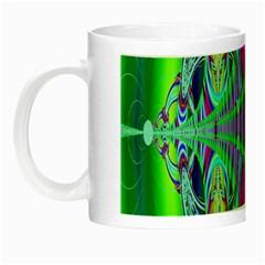 Modern Design Glow In The Dark Mug by Siebenhuehner