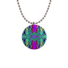 Modern Design Button Necklace by Siebenhuehner