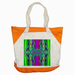 Modern Design Accent Tote Bag by Siebenhuehner
