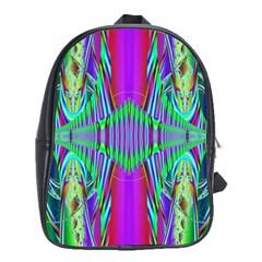 Modern Design School Bag (large) by Siebenhuehner