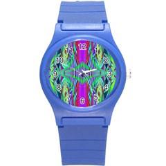 Modern Design Plastic Sport Watch (small) by Siebenhuehner