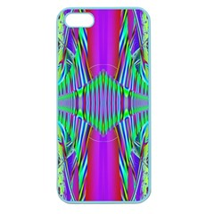 Modern Design Apple Seamless Iphone 5 Case (color) by Siebenhuehner