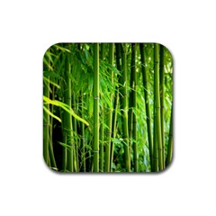 Bamboo Drink Coasters 4 Pack (square) by Siebenhuehner