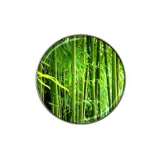Bamboo Golf Ball Marker (for Hat Clip) by Siebenhuehner