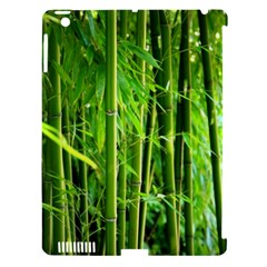 Bamboo Apple Ipad 3/4 Hardshell Case (compatible With Smart Cover) by Siebenhuehner