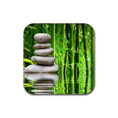 Balance  Drink Coasters 4 Pack (square) by Siebenhuehner