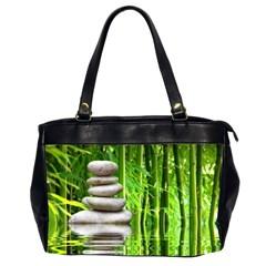 Balance  Oversize Office Handbag (two Sides) by Siebenhuehner