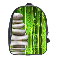 Balance  School Bag (xl) by Siebenhuehner