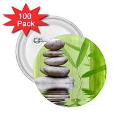Balance 2 25  Button (100 Pack) by Siebenhuehner
