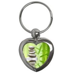 Balance Key Chain (heart) by Siebenhuehner