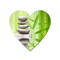 Balance Magnet (heart) by Siebenhuehner
