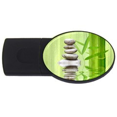 Balance 2gb Usb Flash Drive (oval) by Siebenhuehner