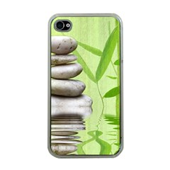 Balance Apple Iphone 4 Case (clear) by Siebenhuehner