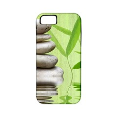 Balance Apple Iphone 5 Classic Hardshell Case (pc+silicone) by Siebenhuehner