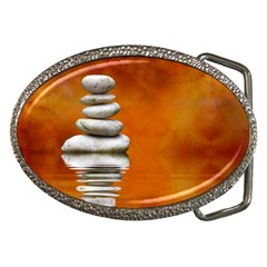 Balance Belt Buckle (oval) by Siebenhuehner