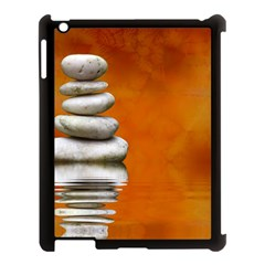 Balance Apple Ipad 3/4 Case (black) by Siebenhuehner