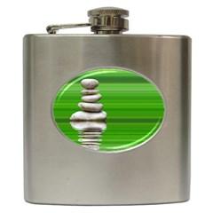Balance Hip Flask by Siebenhuehner