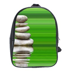 Balance School Bag (large) by Siebenhuehner