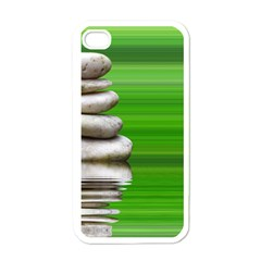 Balance Apple Iphone 4 Case (white) by Siebenhuehner